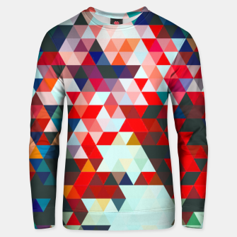 Thumbnail image of Geometrico Unisex sweater, Live Heroes