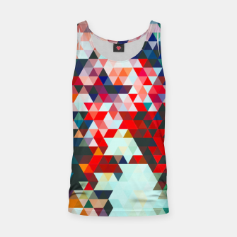 Thumbnail image of Geometrico Tank Top, Live Heroes