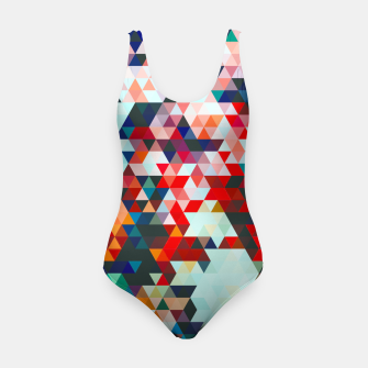 Thumbnail image of Geometrico Swimsuit, Live Heroes