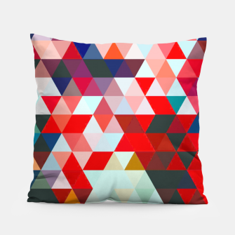 Thumbnail image of Geometrico Pillow, Live Heroes