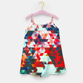 Thumbnail image of Geometrico Girl's dress, Live Heroes