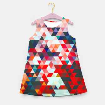 Thumbnail image of Geometrico Girl's summer dress, Live Heroes