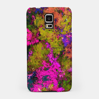 Thumbnail image of Cross section Samsung Case, Live Heroes