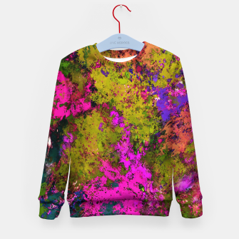 Thumbnail image of Cross section Kid's sweater, Live Heroes