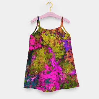Thumbnail image of Cross section Girl's dress, Live Heroes