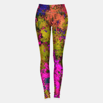 Thumbnail image of Cross section Leggings, Live Heroes