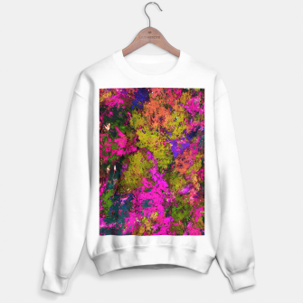 Thumbnail image of Cross section Sweater regular, Live Heroes