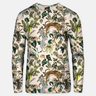 Thumbnail image of Wild animals in the lush jungle Sudadera unisex, Live Heroes