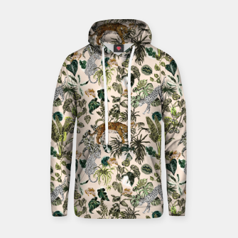 Thumbnail image of Wild animals in the lush jungle Sudadera con capucha, Live Heroes