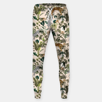 Thumbnail image of Wild animals in the lush jungle Pantalones de chándal , Live Heroes
