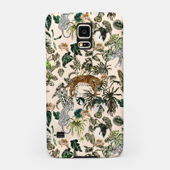 Thumbnail image of Wild animals in the lush jungle Carcasa por Samsung, Live Heroes