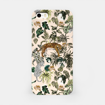 Thumbnail image of Wild animals in the lush jungle Carcasa por Iphone, Live Heroes