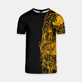 Thumbnail image of Yellow Wave T-shirt, Live Heroes