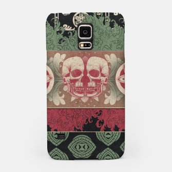 Thumbnail image of Patterns and Skuls Samsung Case, Live Heroes
