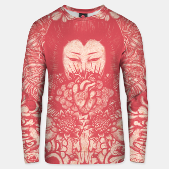 Thumbnail image of Red Heart Beat Unisex sweater, Live Heroes