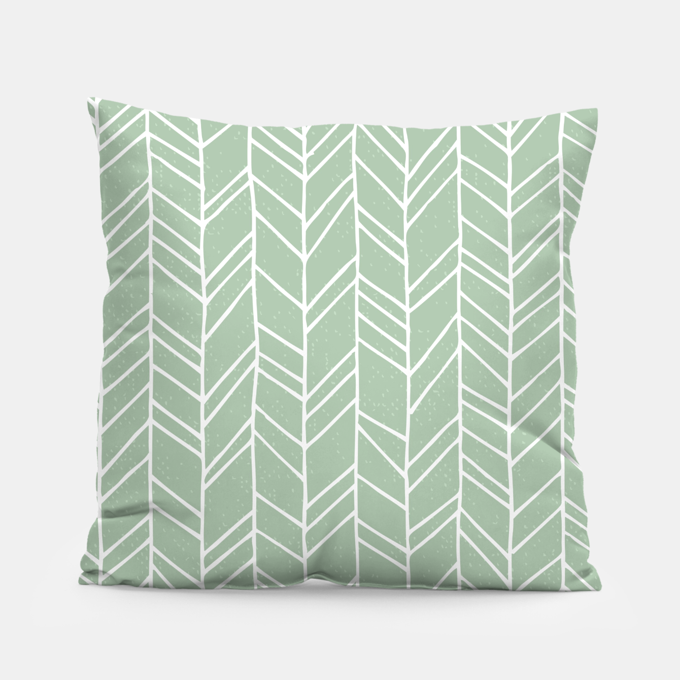 Image of Geometric Abstract Figure Diagonal Vertical Lines Art Pillow - Live Heroes