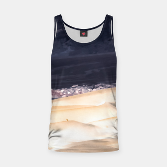Thumbnail image of sand dunes at Death Valley national park, California, USA Tank Top, Live Heroes
