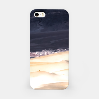 Thumbnail image of sand dunes at Death Valley national park, California, USA iPhone Case, Live Heroes