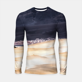 Thumbnail image of sand dunes at Death Valley national park, California, USA Longsleeve rashguard , Live Heroes