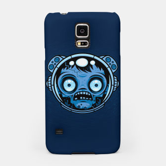 Thumbnail image of Zombie Astronaut Samsung Case, Live Heroes