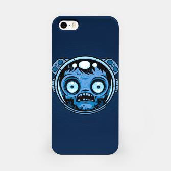 Thumbnail image of Zombie Astronaut iPhone Case, Live Heroes