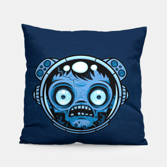 Thumbnail image of Zombie Astronaut Pillow, Live Heroes