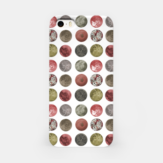 Thumbnail image of Watercolor Planets Spheres Pattern iPhone Case, Live Heroes