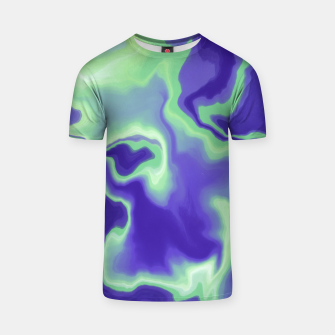 Thumbnail image of Abstract electric 25 Camiseta, Live Heroes