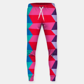 Thumbnail image of Retro Stripes Sweatpants, Live Heroes