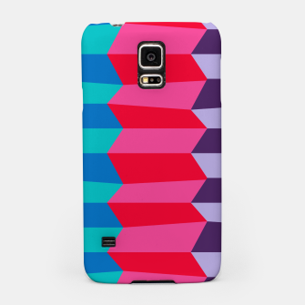 Thumbnail image of Retro Stripes Samsung Case, Live Heroes