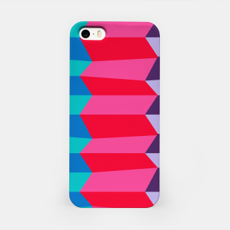 Thumbnail image of Retro Stripes iPhone Case, Live Heroes