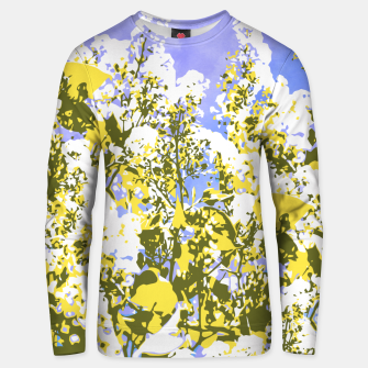 Thumbnail image of The Contrast of Desire  Unisex sweater, Live Heroes