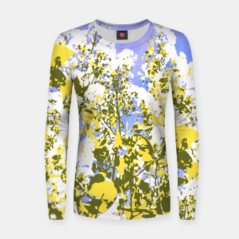 Thumbnail image of The Contrast of Desire  Women sweater, Live Heroes