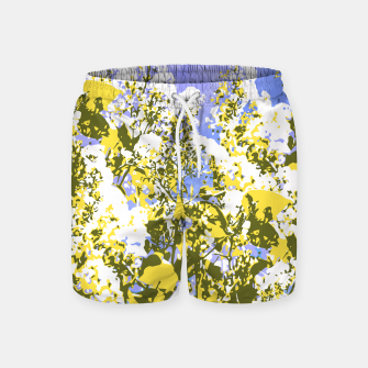 Thumbnail image of The Contrast of Desire  Swim Shorts, Live Heroes