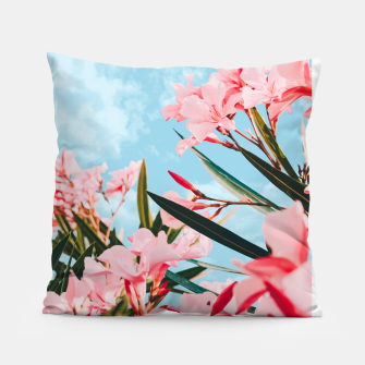 Thumbnail image of Blush Blossom     Pillow, Live Heroes