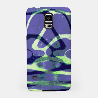 Thumbnail image of Frozen Puddle Design in Purple Samsung Case, Live Heroes