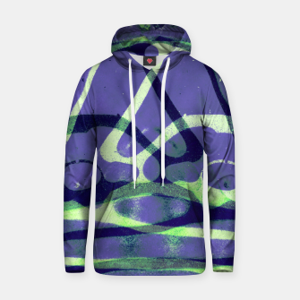 Thumbnail image of Frozen Puddle Design in Purple Hoodie, Live Heroes