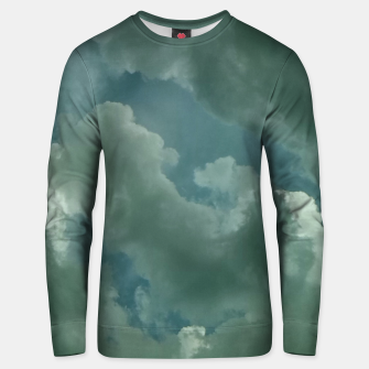 Thumbnail image of Clouds Unisex sweater, Live Heroes