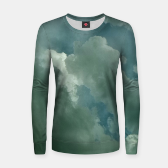 Thumbnail image of Clouds Women sweater, Live Heroes