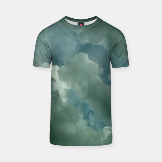 Thumbnail image of Clouds T-shirt, Live Heroes