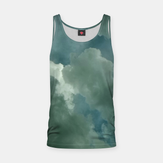Thumbnail image of Clouds Tank Top, Live Heroes