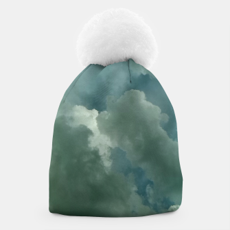 Thumbnail image of Clouds Beanie, Live Heroes