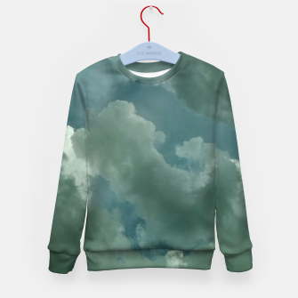 Thumbnail image of Clouds Kid's sweater, Live Heroes