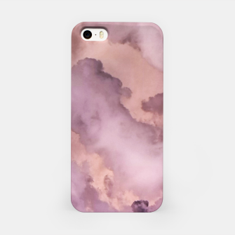 Thumbnail image of Pink Clouds iPhone Case, Live Heroes