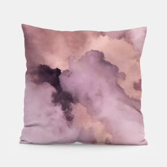 Thumbnail image of Pink Clouds Pillow, Live Heroes