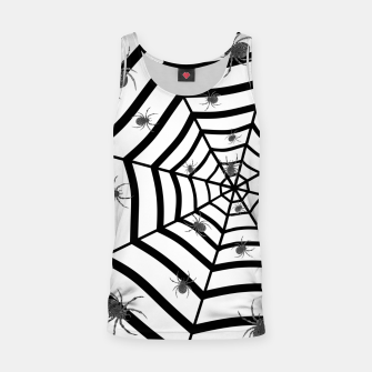 Thumbnail image of Spiders 3D Tank Top, Live Heroes