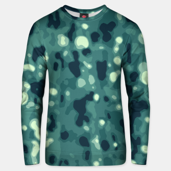 Thumbnail image of Abstract Texture Surface Print Unisex sweater, Live Heroes