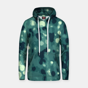Thumbnail image of Abstract Texture Surface Print Hoodie, Live Heroes