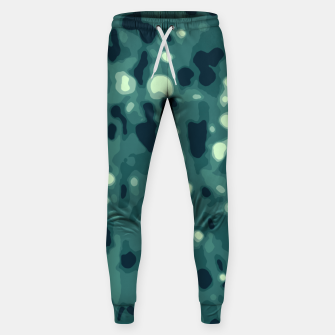 Thumbnail image of Abstract Texture Surface Print Sweatpants, Live Heroes