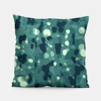 Thumbnail image of Abstract Texture Surface Print Pillow, Live Heroes
